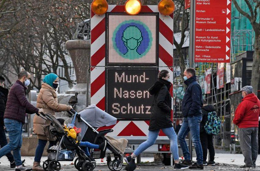 Γερμανία: Άρση περιορισμών για εμβολιασμένους και όσους έχουν αναρρώσει