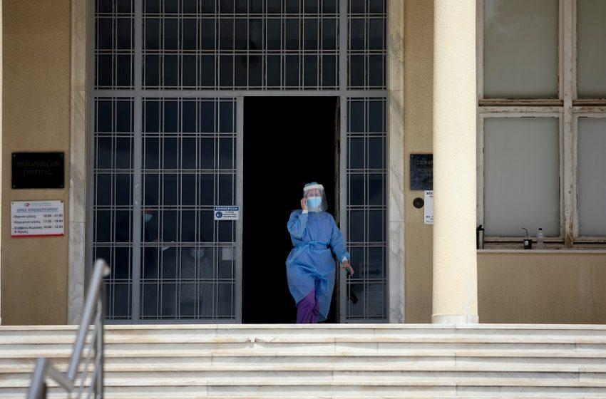 Καπραβέλος, Γιαννάκος διαψεύδουν τα στοιχεία Γεωργιάδη για τους εμβολιασμούς των υγειονομικών (vid)