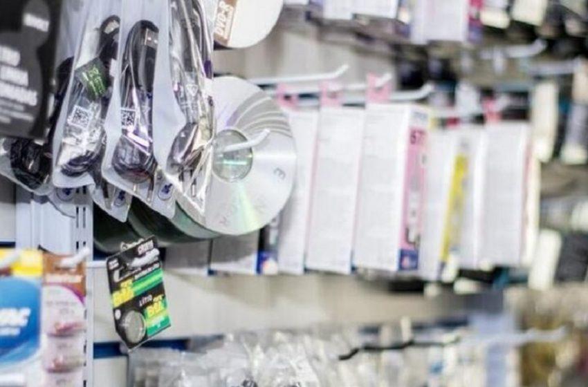 """Πρόστιμα 11.500 ευρώ σε καταστήματα ηλεκτρονικών για """"μαϊμού"""" προϊόντα"""