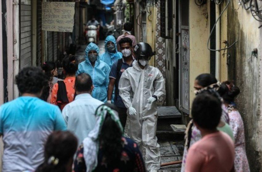 Χωρίς φρένα ο κοροναϊός στην Ινδία: Πάνω από 400.000 κρούσματα σε μια μέρα