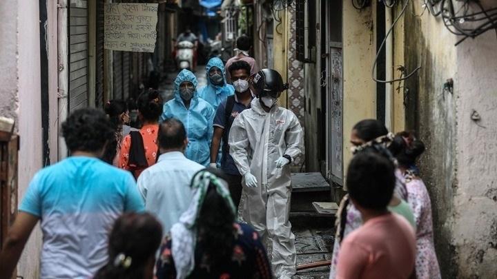 Ινδία: Πάνω από 25 εκατομμύρια τα κρούσματα