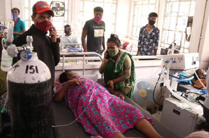Κοροναϊός: 401.993 κρούσματα στην Ινδία σε ένα 24ωρο