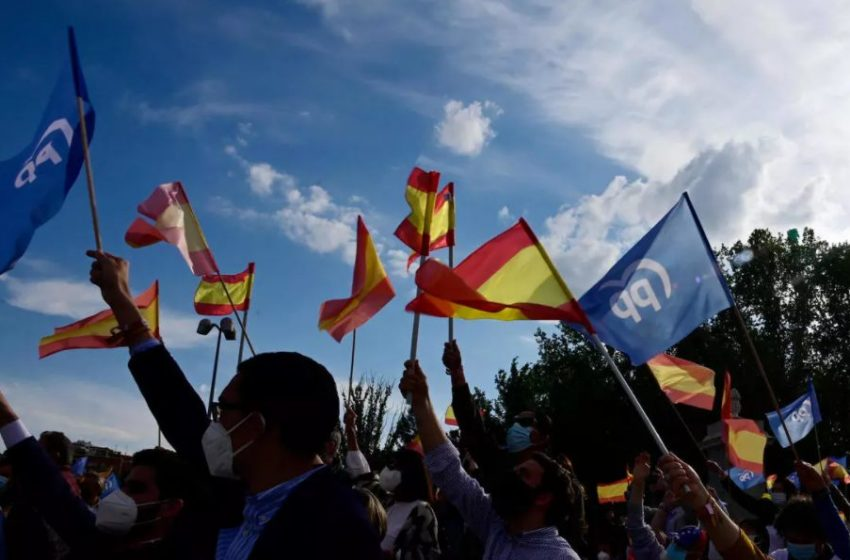 Ηχηρό μήνυμα στον Σάντσεθ – Εμφατική νίκη του Λαϊκού κόμματος στη Μαδρίτη – Αποχωρεί ο Ιγκλέσιας