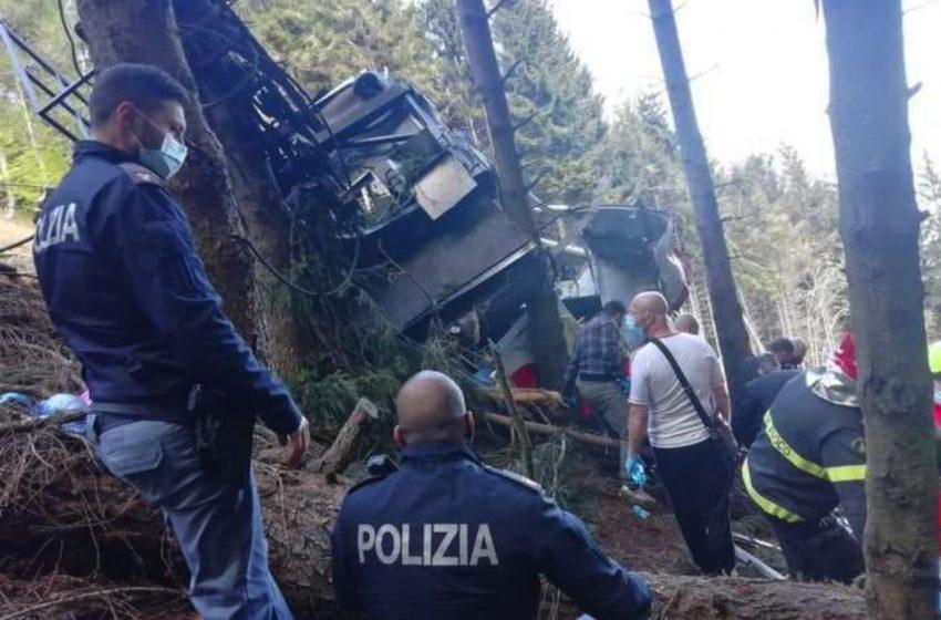 Ιταλία: Συνήλθε ο 5χρονος επιζών του τελεφερίκ από το κώμα – Αποφυλακίστηκαν οι ύποπτοι για το δυστύχημα