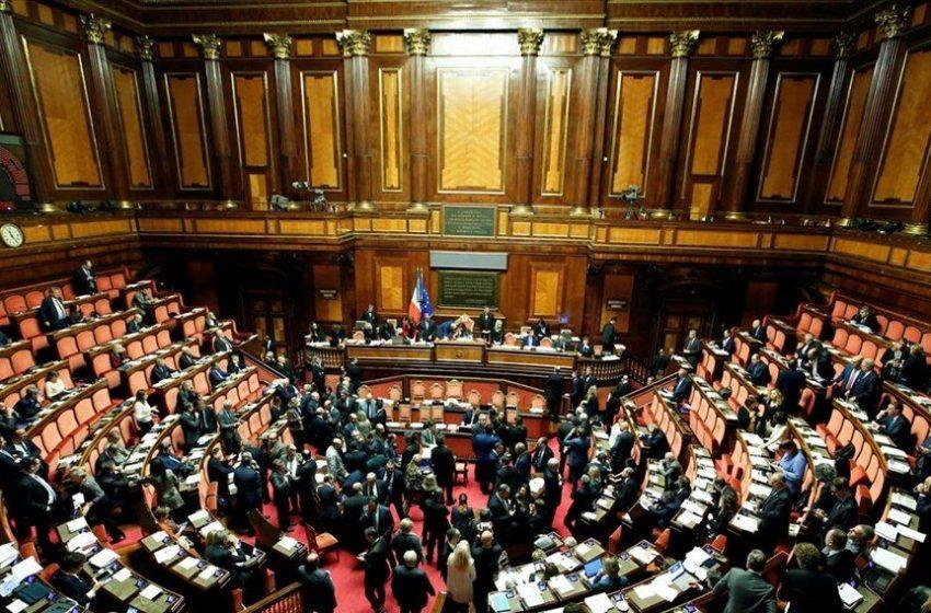Επικυρώθηκε στην Ιταλία η συμφωνία με την Ελλάδα για την οριοθέτηση θαλασσίων ζωνών