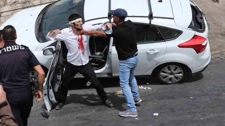 Χάος στην Ιερουσαλήμ: Βίαια επεισόδια με περισσότερους από 300 τραυματίες