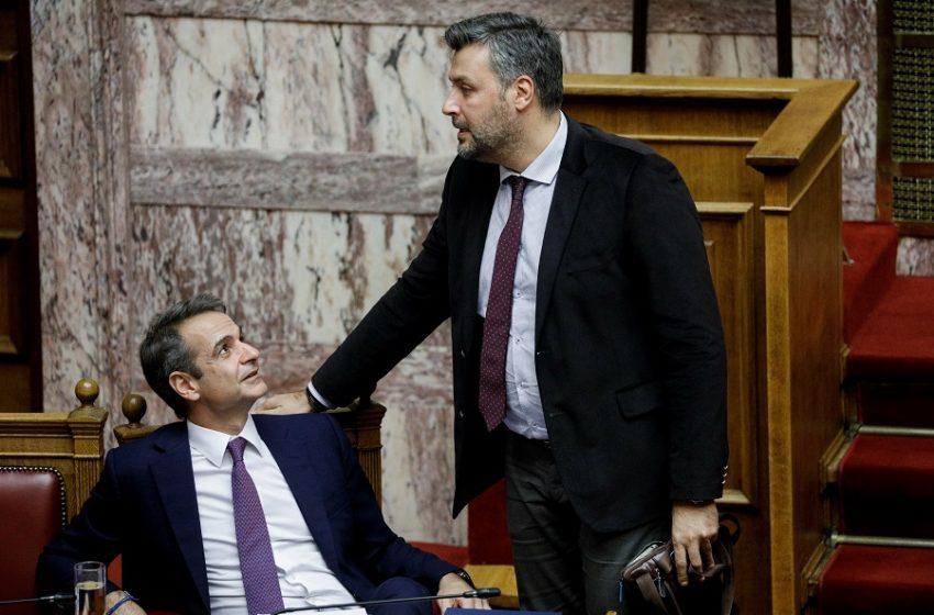 Καλλιάνος: Δεν λέμε Βόρεια Μακεδονία, ψηφίζουμε τα μνημόνια (vid)