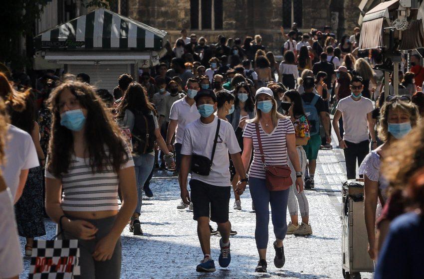 Κοροναϊός: Στο επίκεντρο της πανδημίας η Αττική