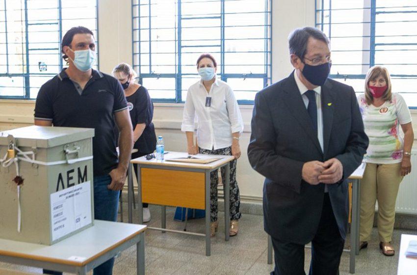 Κύπρος: Ο Δημοκρατικός Συναγερμός του Αναστασιάδη νικητής των βουλευτικών εκλογών