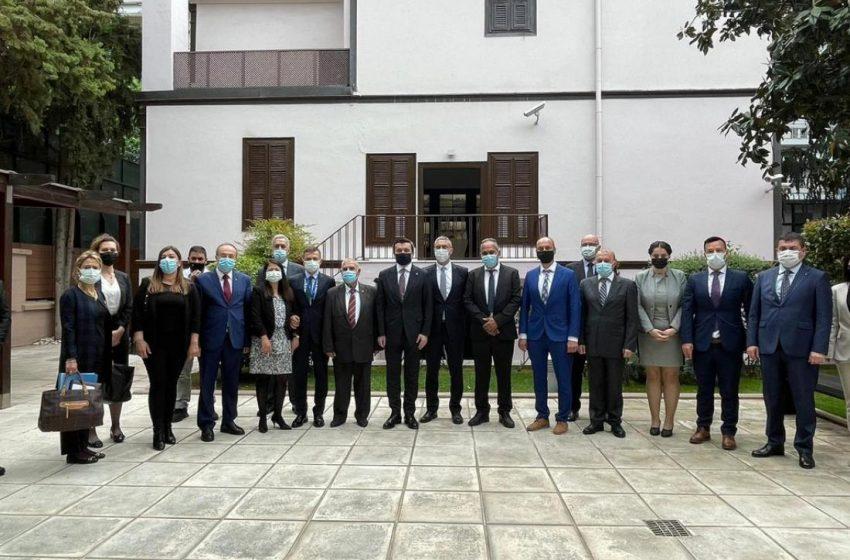 """Γιατί η ιδιωτική επίσκεψη του """"κομματικού"""" Κιράν σε Θεσσαλονίκη και Θράκη μπήκε στα ραντάρ του ελληνικού ΥΠΕΞ"""