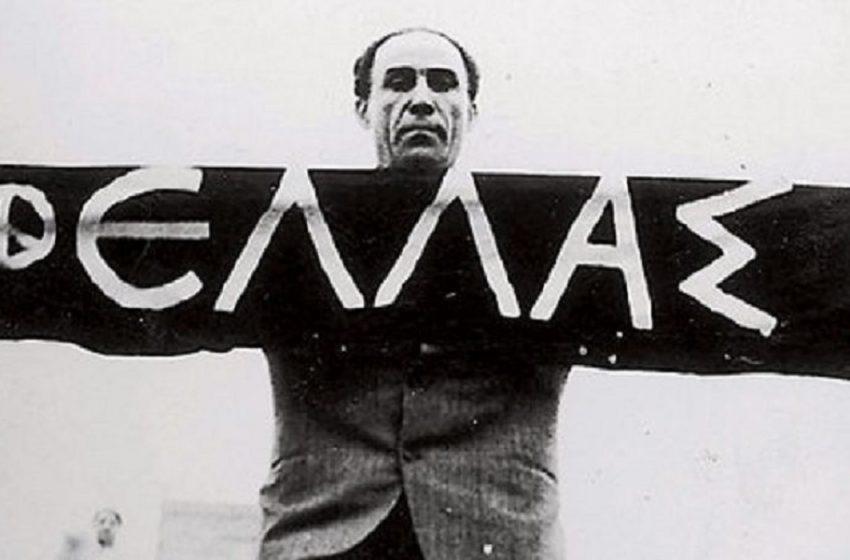 58 χρόνια από τη δολοφονία του Γρηγόρη Λαμπράκη-Στεφάνι από αντιπροσωπεία του ΣΥΡΙΖΑ