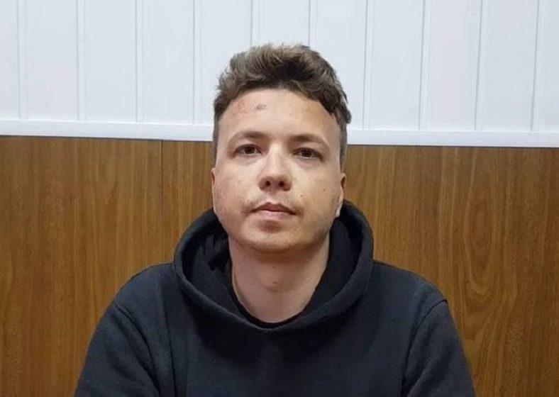 Λευκορωσία: Βίντεο του Προτάσεβιτς μετά τη σύλληψη