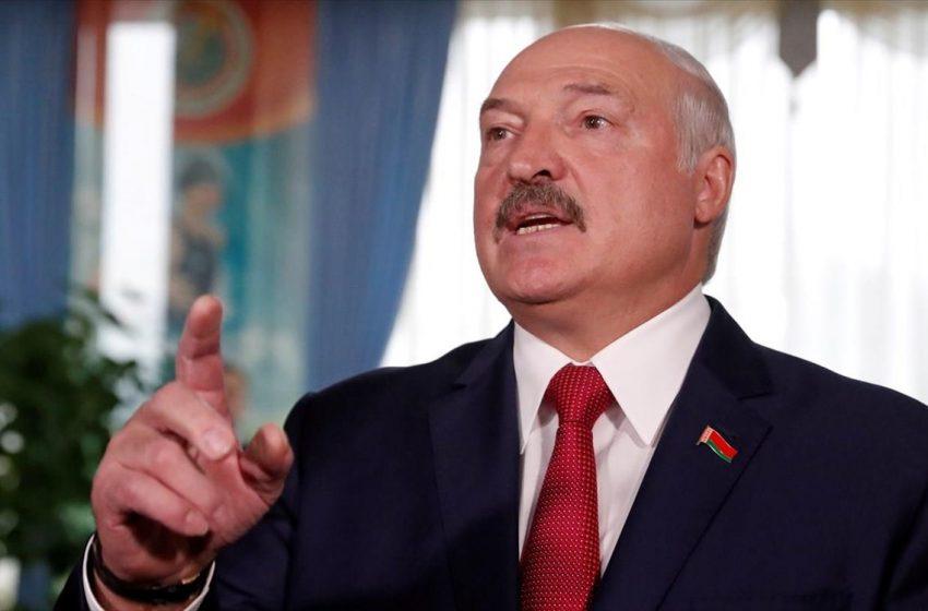 Η πρώτη αντίδραση Λουκασένκο για τις κυρώσεις κατά της Λευκορωσίας