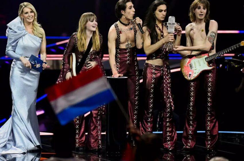 Måneskin: Από τους δρόμους της Ρώμης στην κορυφή της Eurovision
