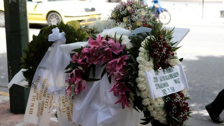 Μητσοτάκης για τα θύματα της Marfin: Δεν θα τους ξεχάσουμε ποτέ
