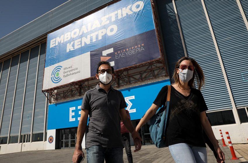 Γώγος: Όλοι με μάσκες – Δεν επαρκεί ο εμβολιασμός του 70% για την ανοσία (vid)