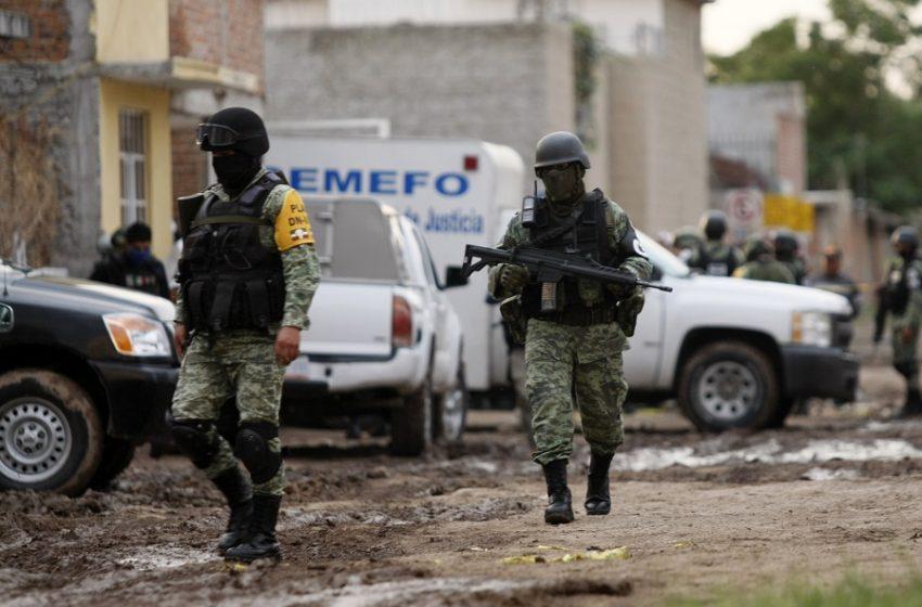 Μεξικό: Δολοφονήθηκαν τουλάχιστον 32 υποψήφιοι των εκλογών