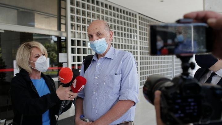 Μήνυση για συκοφαντική δυσφήμιση και αγωγή κατά Παπαγγελόπουλου κατέθεσε ο Σ. Μιωνής