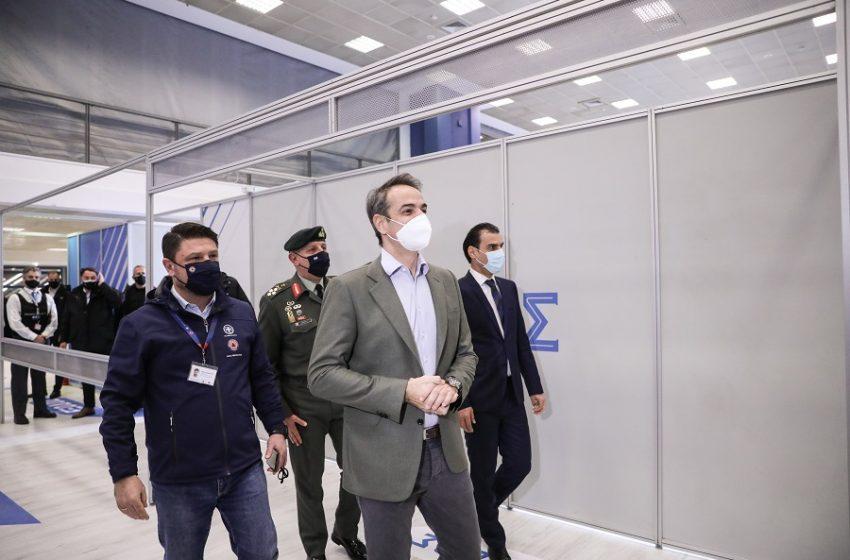 Στην Πολιτική Προστασία τη Δευτέρα ο Μητσοτάκης-Σύσκεψη για την αντιπυρική περίοδο