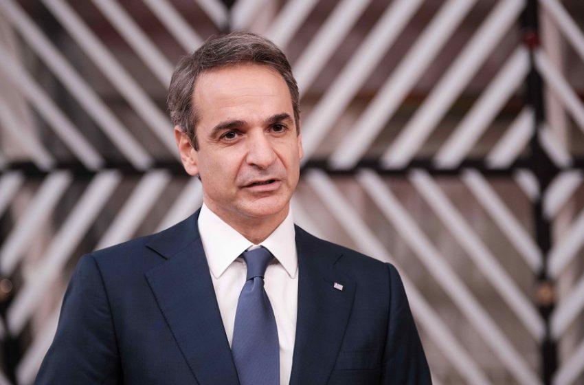 Ο Κυριάκος Μητσοτάκης θα προεδρεύσει απόψε σε συνεδρίαση του διαγραμματειακού