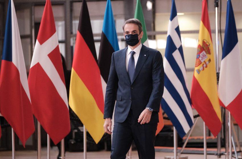 Στο Πόρτο ο Μητσοτάκης για τη Σύνοδο Κορυφής – Την πρώτη δια ζώσης από τον Δεκέμβριο