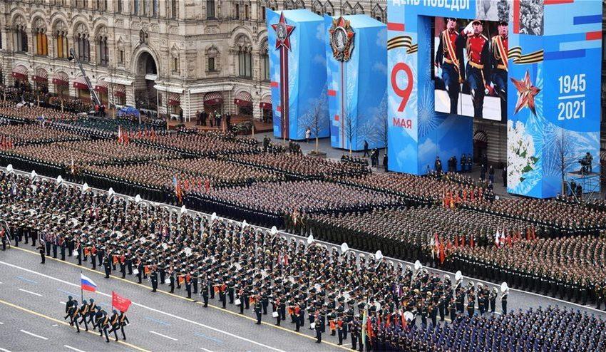Μόσχα: Επιβλητική παρέλαση για την επέτειο της αντιφασιστικής νίκης (video) – Μήνυμα Πούτιν