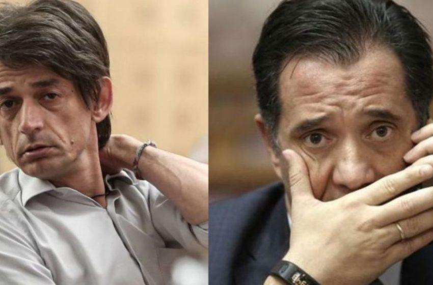 """Ο Γεωργιάδης δικαιώνει ανοιχτά τον Καρανίκα για την κάνναβη – Η """"μυστική"""" συνάντηση πριν την κατάρτιση του νομοσχεδίου (vid)"""