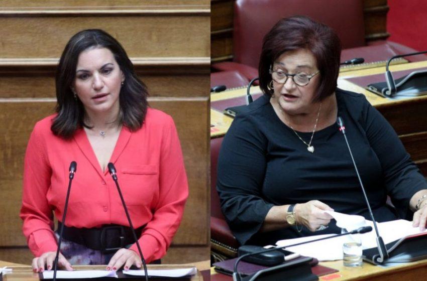 Αντάρτικο… εις διπλούν στη ΝΔ: Δεν ψηφίζουν το νομοσχέδιο για τη συνεπιμέλεια Γιαννάκου – Κεφαλογιάννη
