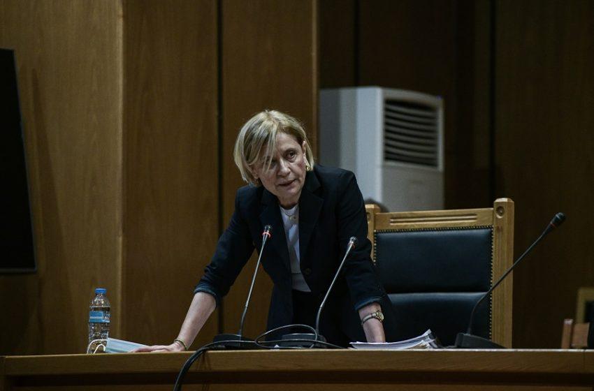 Προαγωγή για την Αδαμαντία Οικονόμου, εισαγγελέα στη δίκη της Χρυσής Αυγής