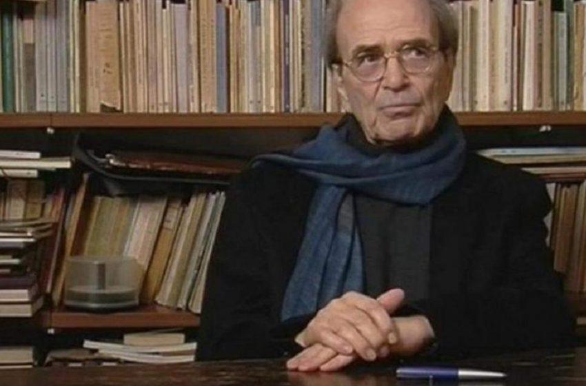 Πέθανε ο ποιητής Κ. Παπαγεωργίου