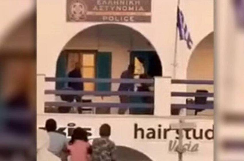 Πάρος: Ρομά πολιόρκησαν το αστυνομικό τμήμα