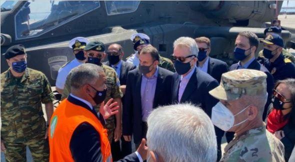 Πάιατ: Στρατηγική η δέσμευση των ΗΠΑ στη Βόρεια Ελλάδα