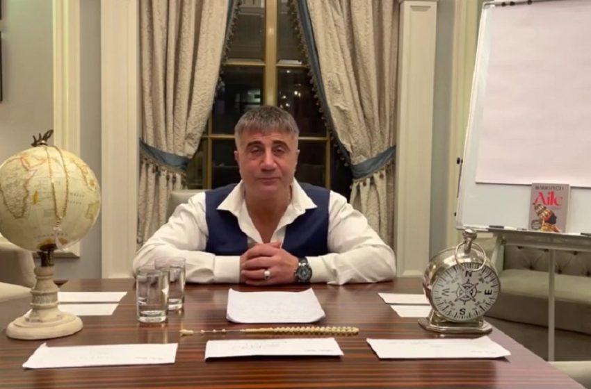 Ο Τούρκος μαφιόζος απειλεί ευθέως τον Ερντογάν με αποκαλύψεις