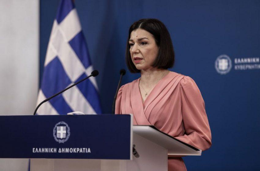 Πελώνη: Μητσοτάκης και Ερντογάν συμφώνησαν ότι η ένταση του 2020 δεν πρέπει να επαναληφθεί το 2021