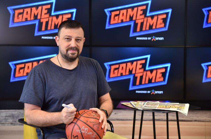 Ο Νικήτας Αυγουλής στο ΟΠΑΠ GAME TIME ΜΠΑΣΚΕΤ: Ο Παναθηναϊκός ΟΠΑΠ είναι το απόλυτο φαβορί για το πρωτάθλημα