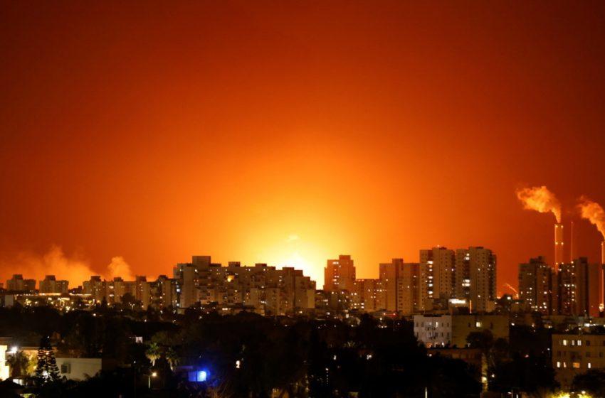 Ήχησαν οι σειρήνες στο Τελ Αβίβ – Νεκροί, τραυματίες, στην πόλη Λοντ – Κατάσταση γενικευμένης σύρραξης στη Μέση Ανατολή