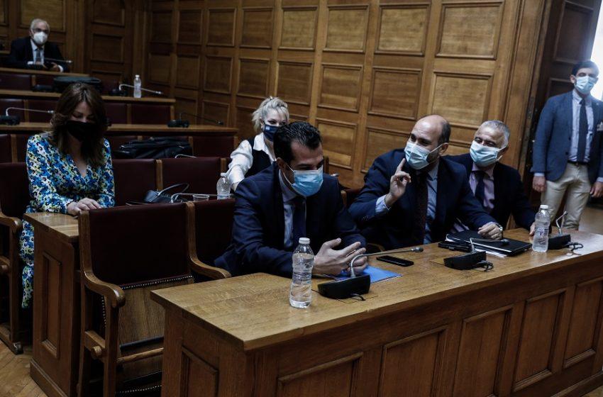 """""""Λευκή πετσέτα"""" στην προανακριτική; Μετά τους Καλογρίτσα και Βερύκιο η ΝΔ φέρεται να μην καλεί άλλους μάρτυρες"""
