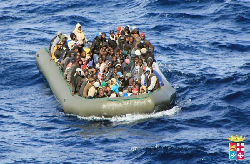 Λαμπεντούζα: Πάνω από 450 νέες αφίξεις προσφύγων