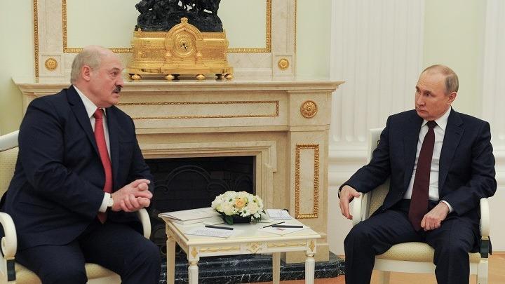 Συνάντηση Πούτιν-Λουκασένκο στο Σότσι