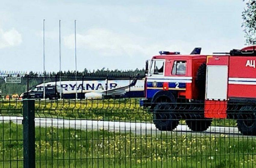 """ΕΕ: """"Παγώνει"""" πακέτο 3 δισ. προς Λευκορωσία- Σχέδια για αεροπορικό αποκλεισμό-Απειλητικό Mail της Χαμάς επικαλείται το Μινσκ"""