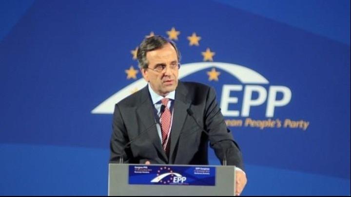 Παρέμβαση Σαμαρά στο ΕΛΚ: Ζωτικά ερωτήματα για το μέλλον της Ευρώπης