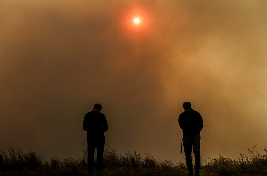 Αστεροσκοπείο: Η πιο καταστροφική δασική φωτιά της δεκαετίας στην Κορινθία