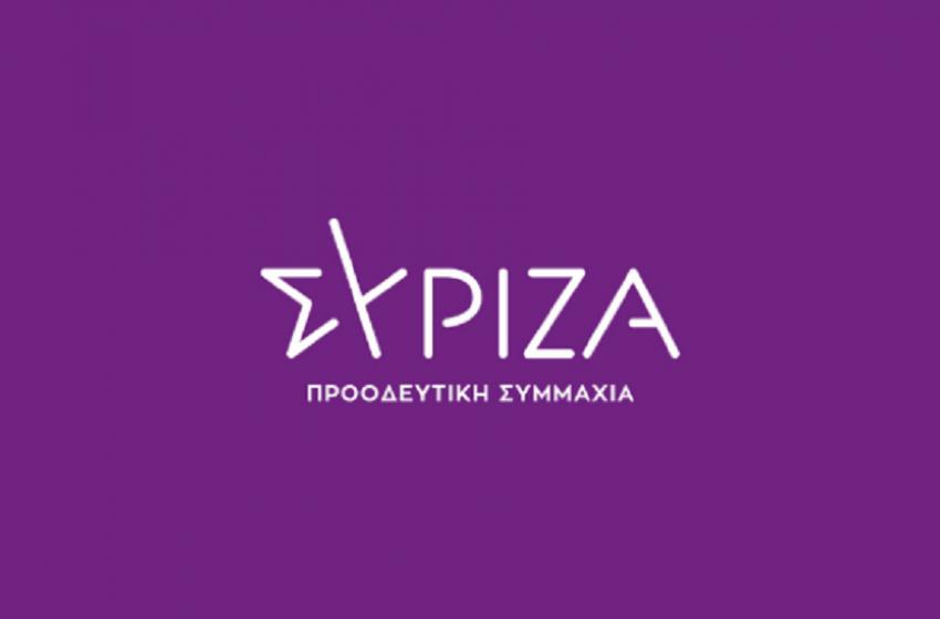 ΣΥΡΙΖΑ: Η ΝΔ επιβεβαιώνει επίσημα ότι αποτελεί τον υπ' αριθμό 1 στρατηγικό κακοπληρωτή στη χώρα