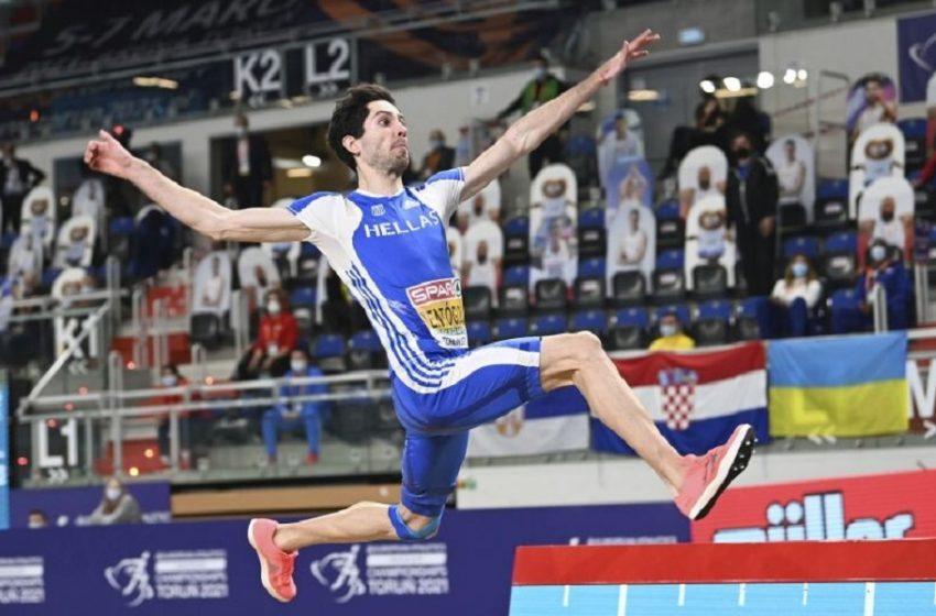 Ο Μίλτος Τεντόγλου πέρασε στον τελικό του μήκους