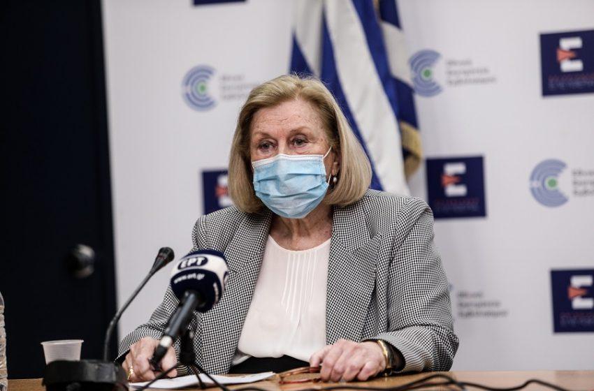 Θάνατος 44χρονης: Η απάντηση της προέδρου της επιτροπής Εμβολιασμών Μ.Θεοδωρίδου (vid)