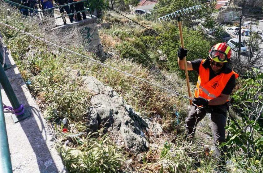 Εκτεταμένη επιχείρηση καθαρισμού στη Θεσσαλονίκη με τη συνδρομή … ειδικών δυνάμεων