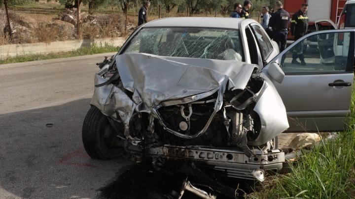ΕΛΣΤΑΤ: Αύξηση 23,7% στα τροχαία ατυχήματα τον Μάρτιο