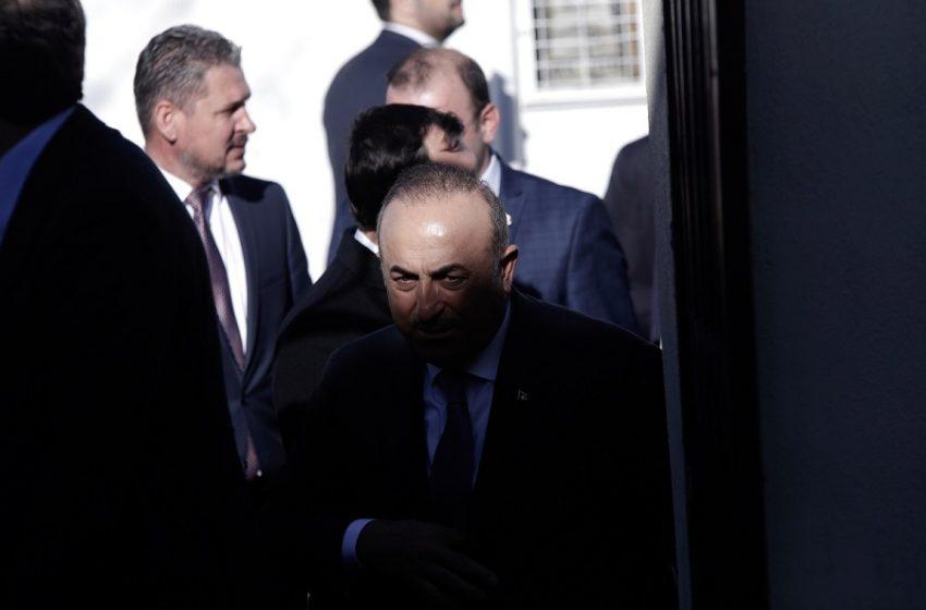 Ιδιωτική επίσκεψη Τσαβούσογλου στη Θράκη: Δύο σενάρια προβληματίζουν το ΥΠΕΞ για την ιδιότυπη… ρεβάνς