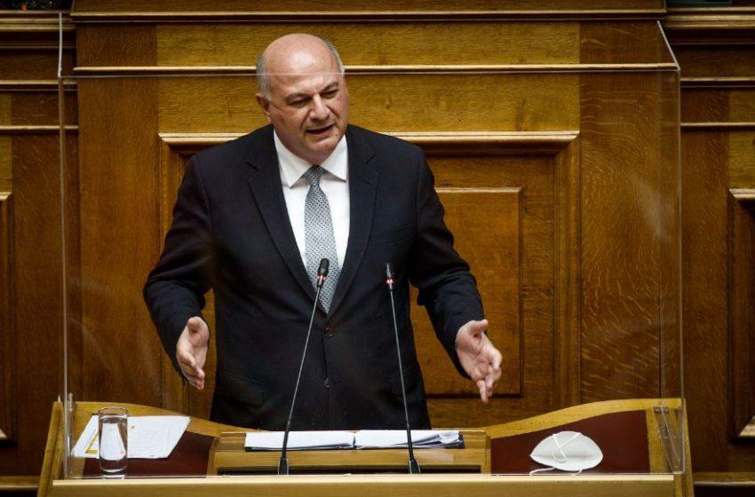 Τσιάρας: Είναι κρίμα η διχαστική τακτική του ΣΥΡΙΖΑ για ένα θέμα το οποίο θα έπρεπε να μας ενώνει