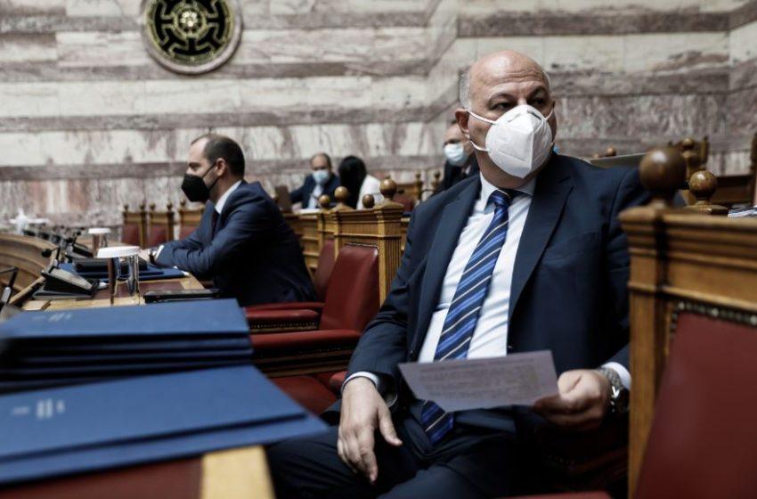 Τσιάρας: Αλλαγές στον Ποινικό Κώδικα για ζητήματα όπως η δολοφονία στα Γλυκά Νερά